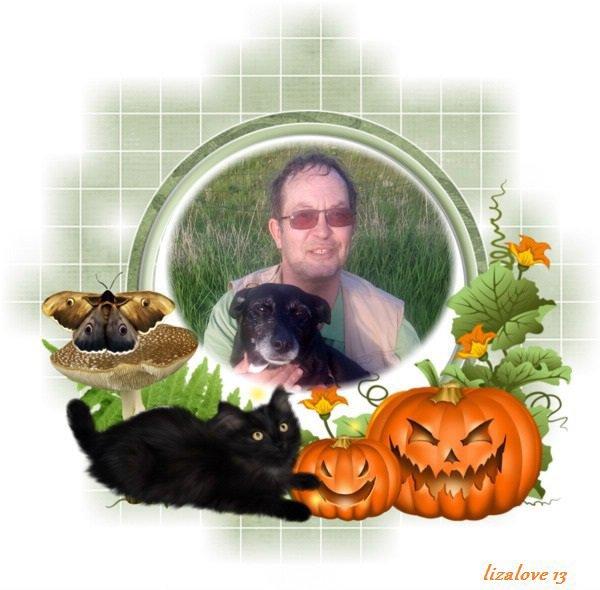1013. Jolie créa de Halloween reçue de Claire