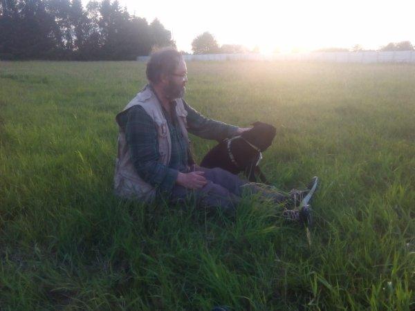 1317. Le repos sur l'herbe