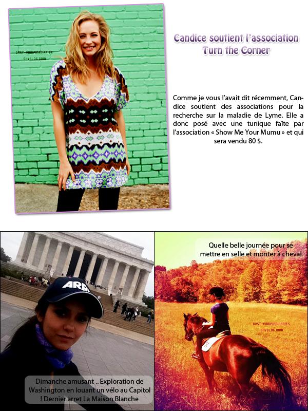 Paul Wesley & Katerina Graham & Steven R. McQueen