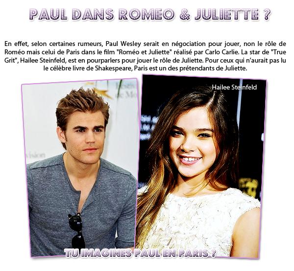 Paul Wesley & Candice Accola