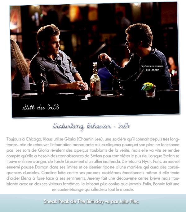 Still + Trailer + Julie Plec