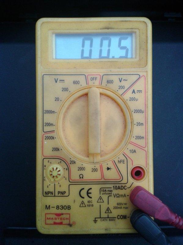 L 39 lectricit les bases bmw e34 525 tds for Bases de l electricite