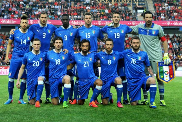 #Italia#Squadra Azzura#2013-2014