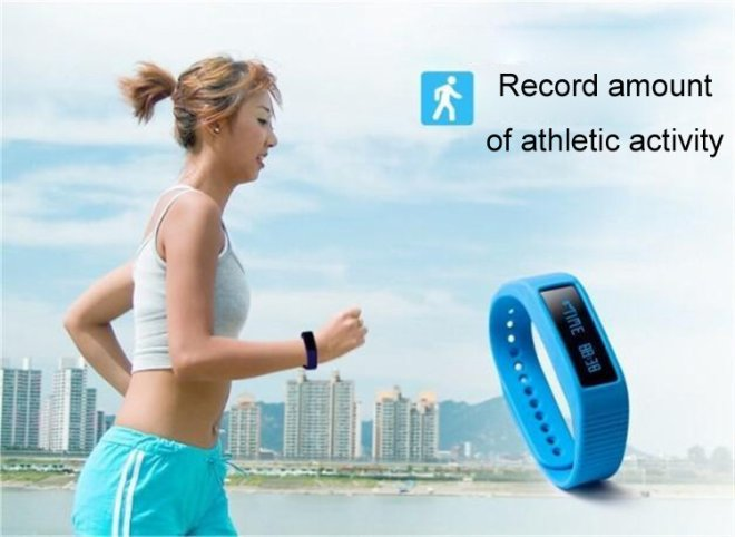 Bluetooth 4.0 E05 cicret smart bracelet intelligent cicret bracelet