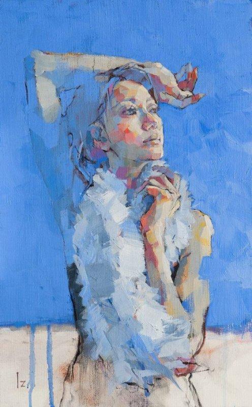 France Gall - Cézanne peint