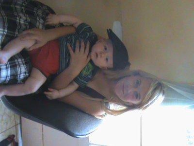 mon neveux et sa marraine