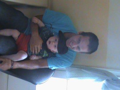 mon neveux et moi