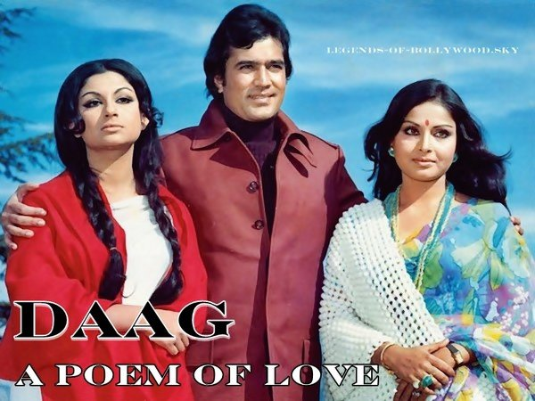 Daag : A Poem of Love (1973)