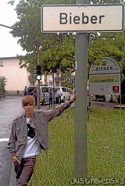 JustinBiebsx3 ♥ Ville Bieber