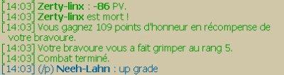 up grade 5 !