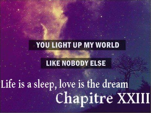 #- Chapitre XXIII