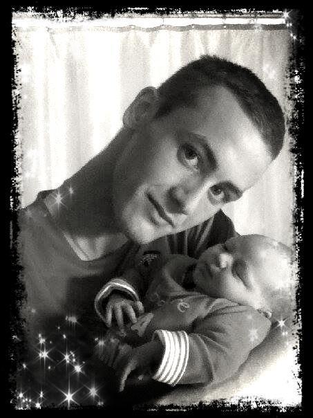 Ma fille Lola et son père