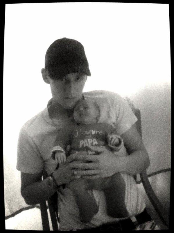 Ma fille et son oncle Dimitri