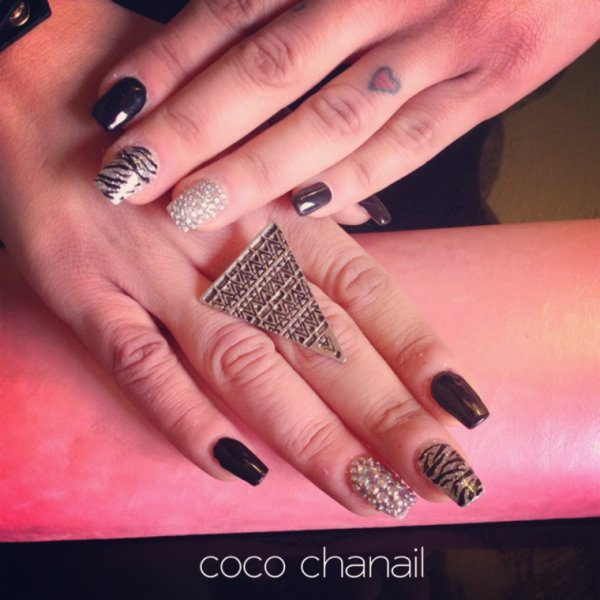 decoration ongles 2015