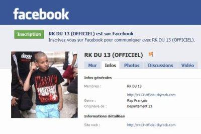 Facebook RK13