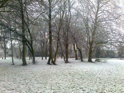 Neige sur le Nord