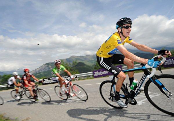 TOUR DE FRANCE 2011 : LE SUIVI DES FAVORIS... BRADLEY WIGGINS