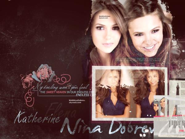 Biographie Nina Dobrev