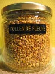 Le pollen d'abeille