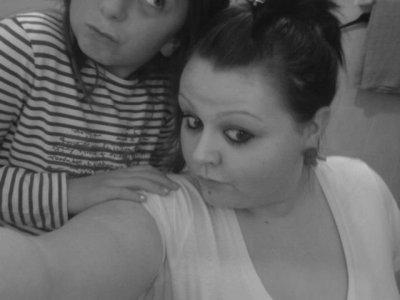 Laà Petite soeur et moi :) ♥♥♥