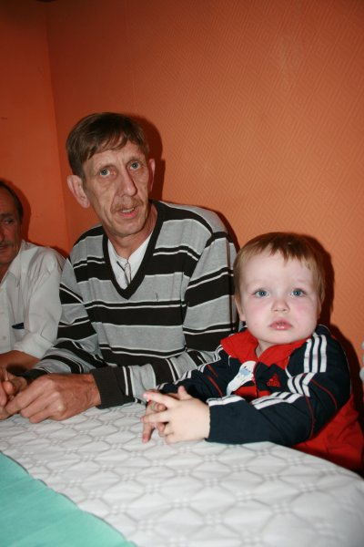 Bapteme De Tony - 03.10.2010