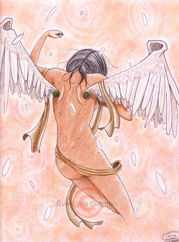 Désert *Daget / 'L'Ange Fragmenté' *