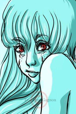 Sai *Blue Bloody Angel*