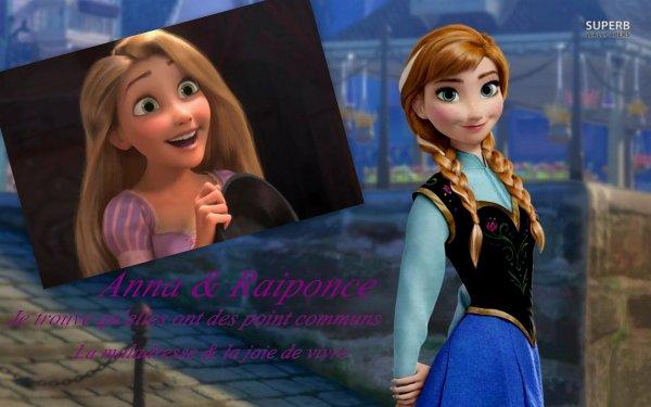 Anna & Raiponce