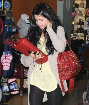 ♥ Selena est à .... New York !