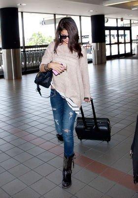 ♥ A L'aéroport !