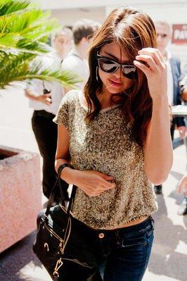 ♥ Selena Gomez À Cannes !