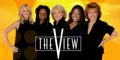 """15 Février : Nicole invitée sur le plateau de l'émission Américaine, """"The View"""" en tant que co-animatrice."""