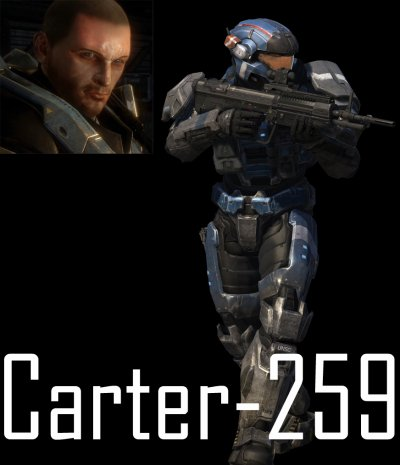 Carter, noble 1