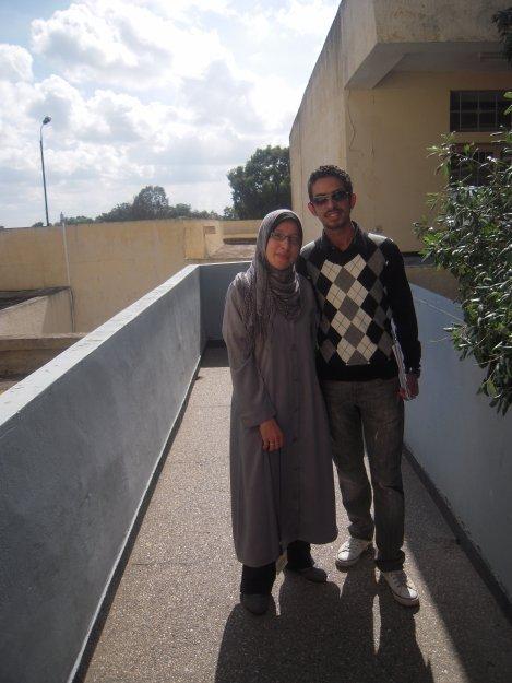 MOi Et  Une Amie à  Kénitra