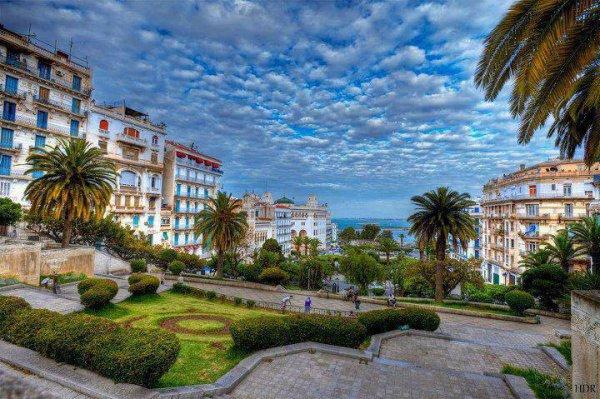 mon beau pays l'algerie