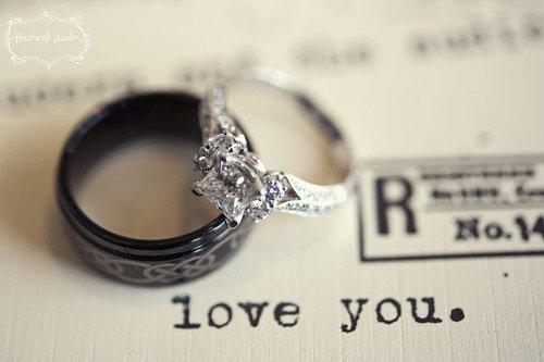 le vrais amour se termine toujours par un mariage