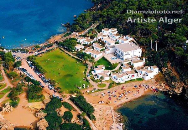 la corne d'or ma plage préférée      (algerie)