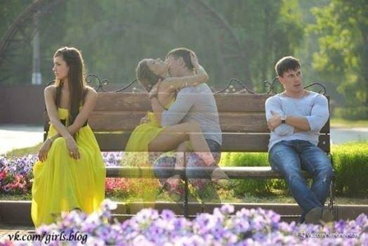 la plus belle chose dans l'amour c'est que même quand les amoureux se disputent leurs c½urs restent attaches