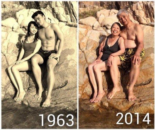 50 ans d'amour et de romance