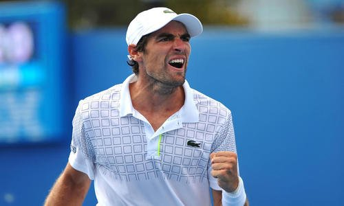 And the Winner is Chardy !!!