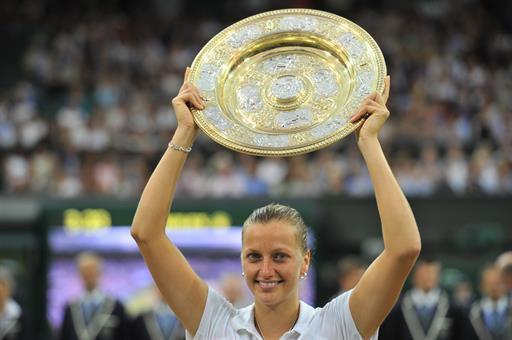 Kvitova titré a Wimbledon 2014 !