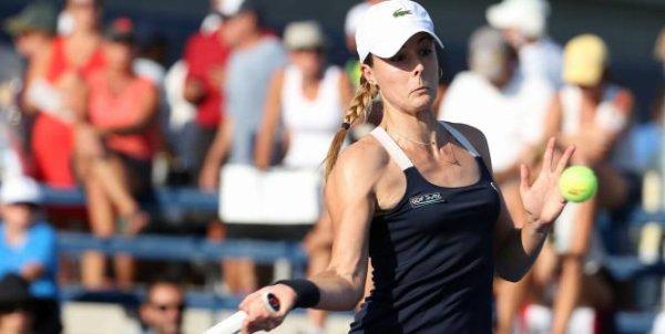Retour en compétition de ........ Nicole Vaidisova !!!