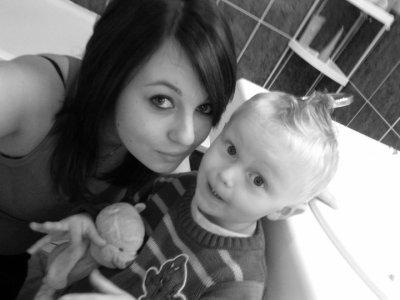Mickael , mon petit frère