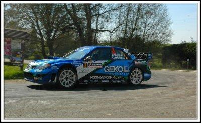 PATRICK SNIJERS SUBARU WRC