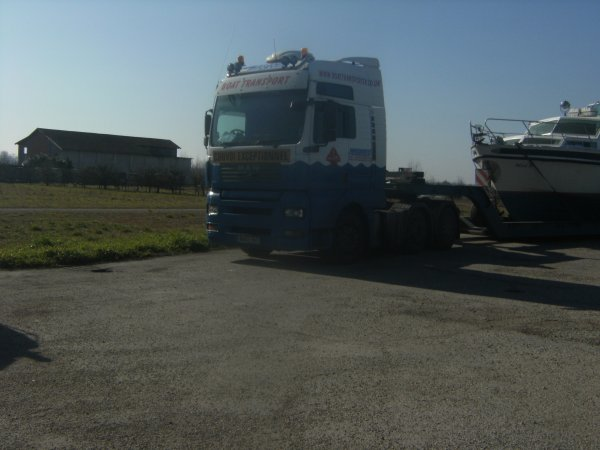 convoi anglais