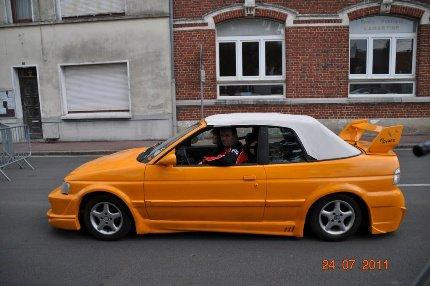 ford escort cab