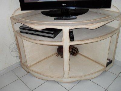 meuble tv en carton blog de 0o creations o0. Black Bedroom Furniture Sets. Home Design Ideas