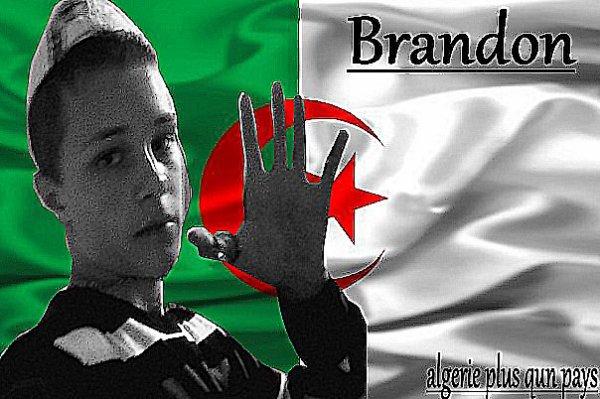 Brandon  ~Brandon ~ 14 Ans ~ En CoupLe ~ Français ~  .MaéVa <3<3 :)  ♥