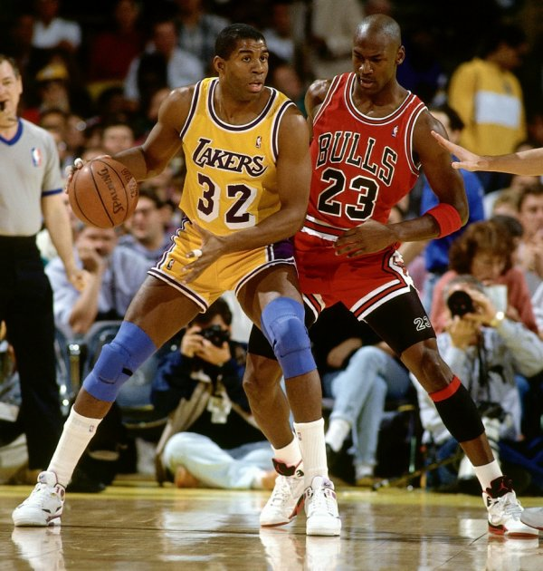 Johnson vs Jordan