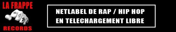 CREATION DU NETLABEL LA FRAPPE RECORDS